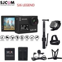 New Original SJCAM SJ6 LEGEND 4K 24fps Ultra HD Notavek 96660 30M Waterproof Action Camera 2