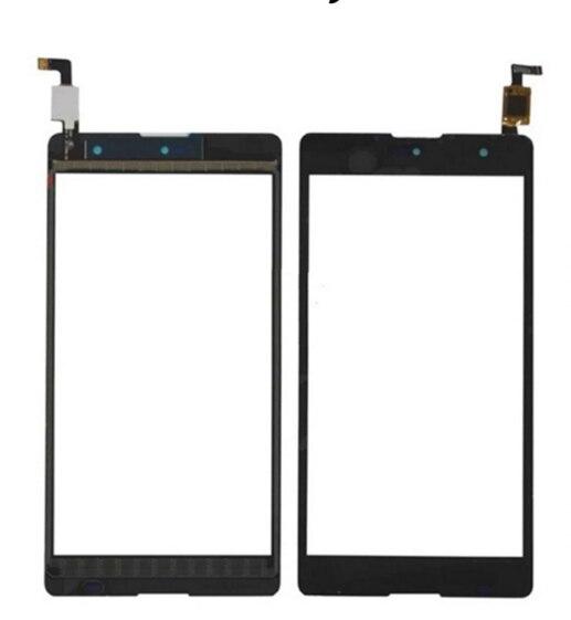 Смартфон Новый сенсорный для Micromax Canvas огонь 5 Q386 touch Экран спереди Стекло Панель планшета ремонт Замена Бесплатная доставка