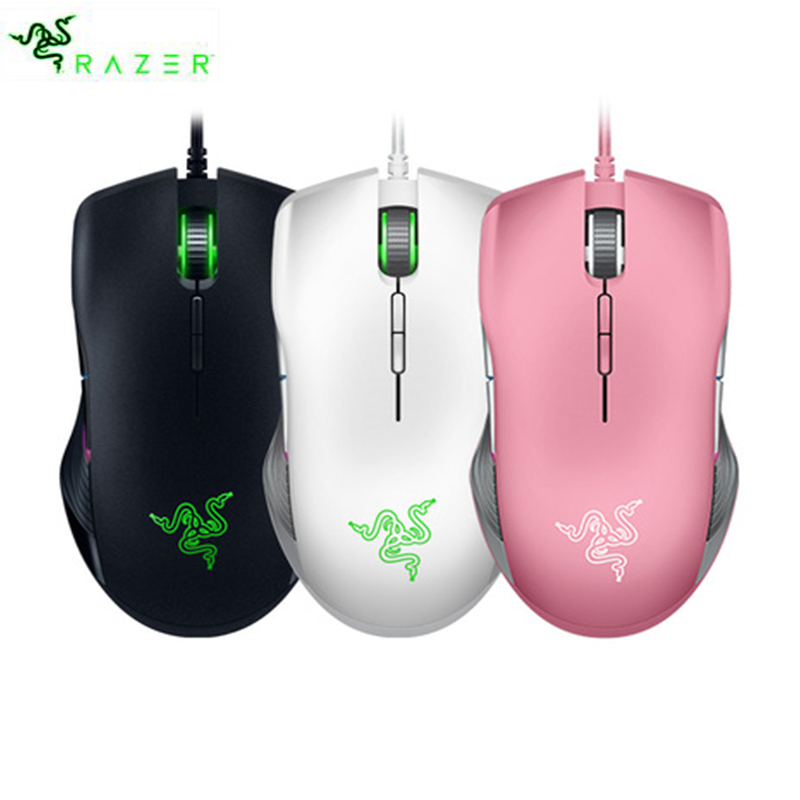 Razer Lancehead Tournament Edition Wired <font><b>Gaming</b></font> <font><b>Mouse</b></font> <font><b>16000</b></font> <font><b>DPI</b></font> 9 Buttons 5G Optical Sensor eSport <font><b>Gaming</b></font> Ambidextrous <font><b>Mouse</b></font> image