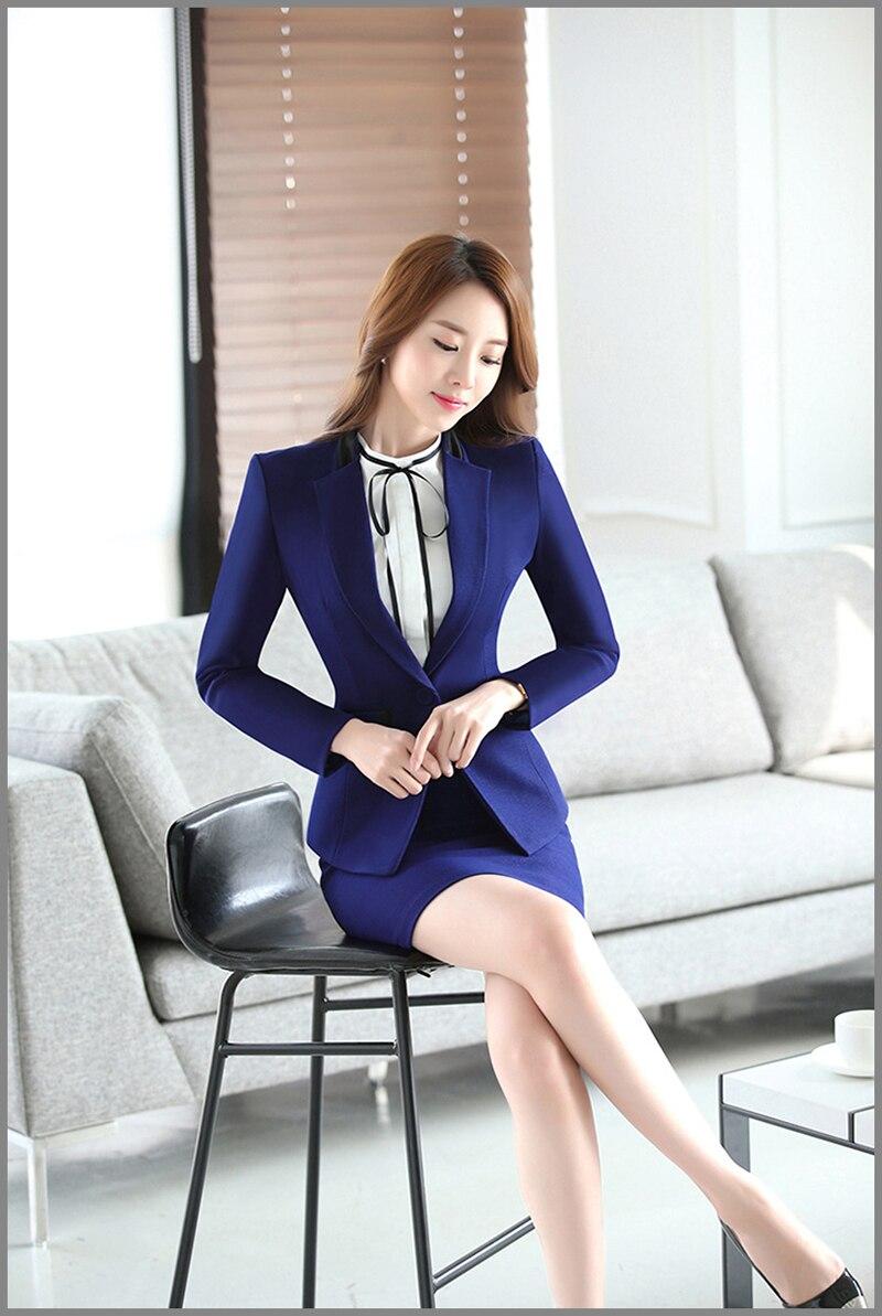 4a092d5a8fe51 2019 Black Blazer For Plus Size Women Office Jacket Korean Vintage ...