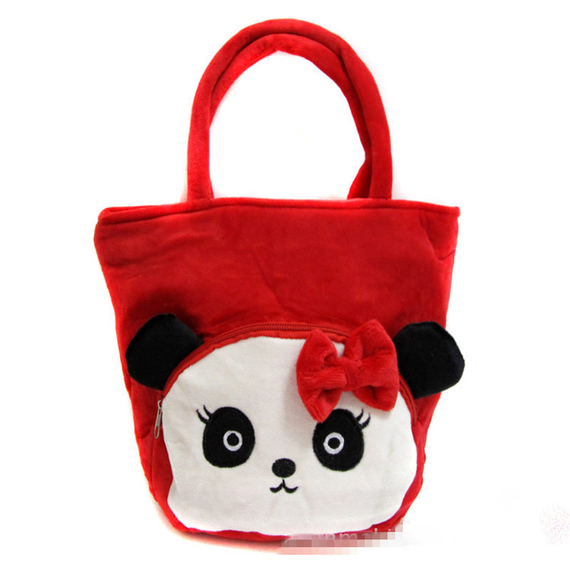 Hot Ing Cartoon Pattern Children Handbag Kids Fashion Kt Storage Pocket Animal Bags For Little S Boy Gift Whole In Totes From Luggage On