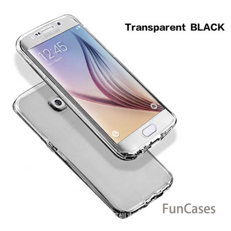 携帯電話ケース galaxy 注 8 9 S6 S7 エッジ S8 S9 プラス S3 デュオ S4 S5 neo s6Edge S7Edge S8Plus S9Plus 360 フルカバー