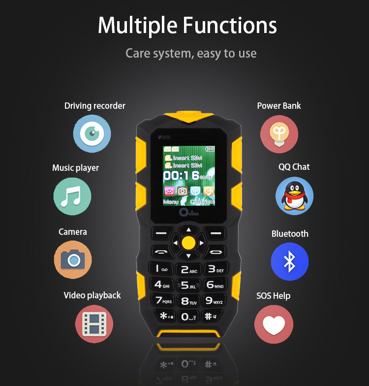 XP1 Rugged Phone  (41)