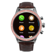 Smartch Android 5.1 OS Smart Watch MTK6580 1GB+8GB Smartwatch Support 3G WiFi Nano SIM Card GPS PK LF16 Y3 I3