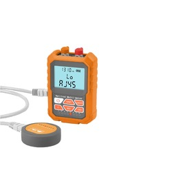 DEBAOFU 3in1 Optical Power Meter Visual Fault Locator Network Cable Test optical fiber tester,1mw with 5km Visual Fault Locator