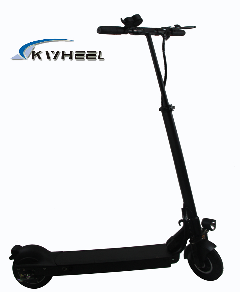 36V 15.6A Powerful Two Wheel Mini Folding Electric Scooter Lithium E-Bike 8 inch scooter economic multifunction 60v 500w three wheel electric scooter handicapped e scooter with powerful motor