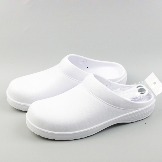 36939820e 2017 Women Classic Anti Bacteria Surgical Shoes Medical Shoes Safety  Surgical Clogs Cleanroom Chef Work Shoes For Women Unisex