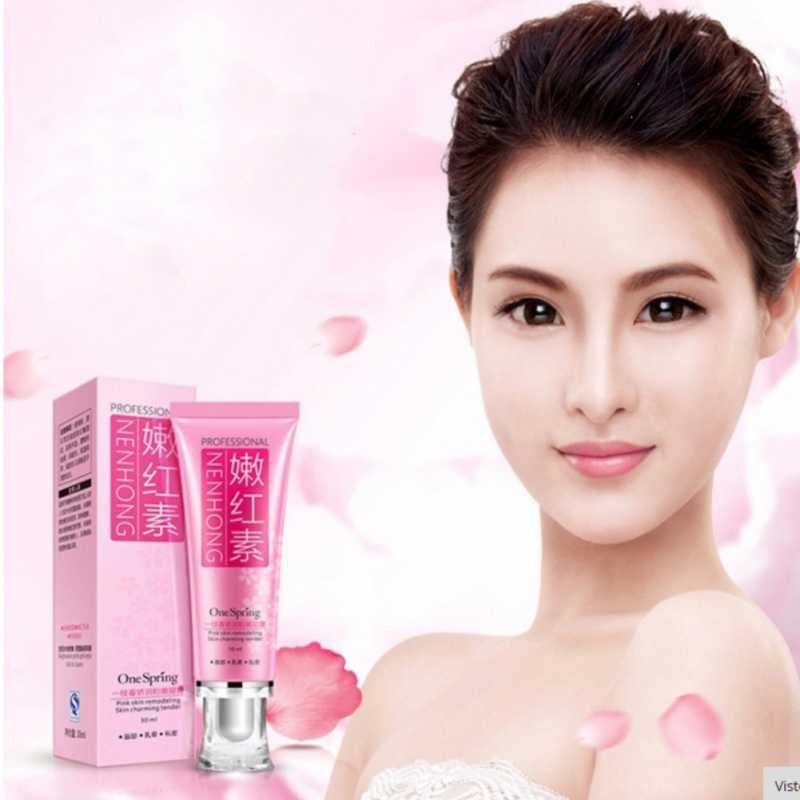 Skin Care Body Whitening Cream Women Vaginal Lips Private Part Pink  Underarm Intimate Dark Nipple Bleaching