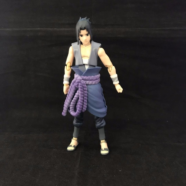 Naruto Uchiha Sasuke Action Figures PVC Toy