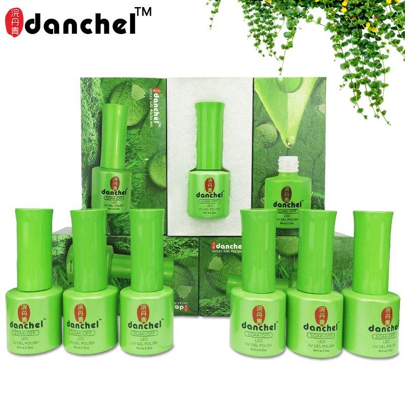 Danchel 9 ml Larga duración Efecto de piel sintética Gel para uñas - Arte de uñas - foto 5