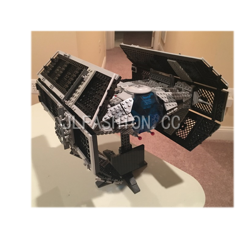 05055 Star War Series The Rogue One USC Vader TIE Advanced Fighter Set 10175 Building Blocks Bricks Educational Toys