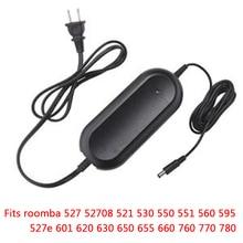 Адаптер питания зарядное устройство для iRobot Roomba 527 595 650 760 770 780 Запчасти для робота пылесоса запасной переходник для зарядного устройства аксессуар