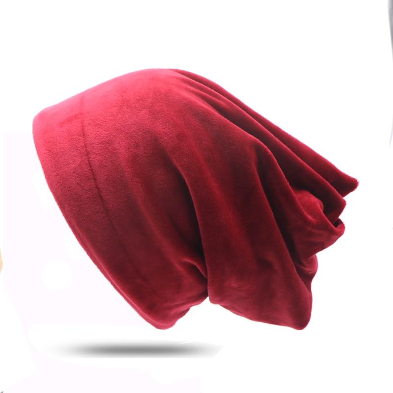 Winter Beanie Hat Ladies Girls Hats For Women Caps Casual Beanies Solid Color Skullies Beanies Cap Bonnet Femme Gorro Feminino 2017 winter women beanie skullies men hiphop hats knitted hat baggy crochet cap bonnets femme en laine homme gorros de lana