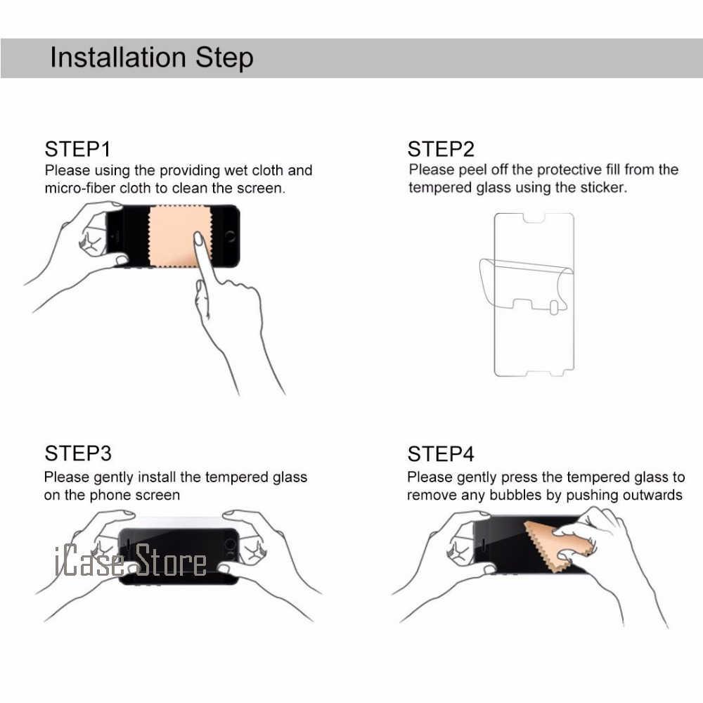 HMNOTE 9 H Vidro Temperado Protetor de Tela Para Xiaomi REDMI NOTA Verre Trempe Temperado Film Protetora Para Redmi Nota Temperamento