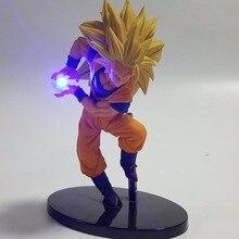 Dragon Ball Z Son Goku Super Saiyan 3 Led Light
