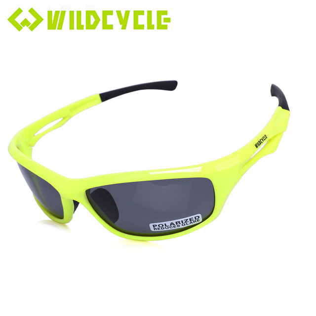 ad40797f0b Wildcycle 2017 Men Women Bicycle Polarized Cycling Glasses goggles Sport  Sunglasses Lunette De Soleil Outdoor Bike Sunglasses