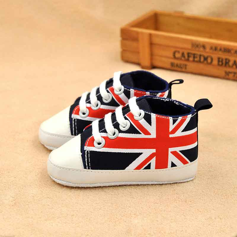 Free Shipping 0 1 Years Old Baby Shoes Canvas Toddler