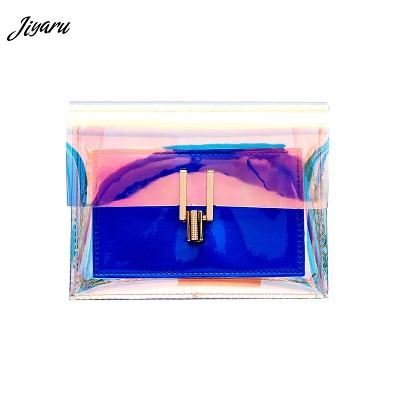 2019 New Design Women Shoulder Bag Casual Handbags Fashion Laser Beach Bag Transparent Crossbody Bags Female Messenger Bags2019 New Design Women Shoulder Bag Casual Handbags Fashion Laser Beach Bag Transparent Crossbody Bags Female Messenger Bags