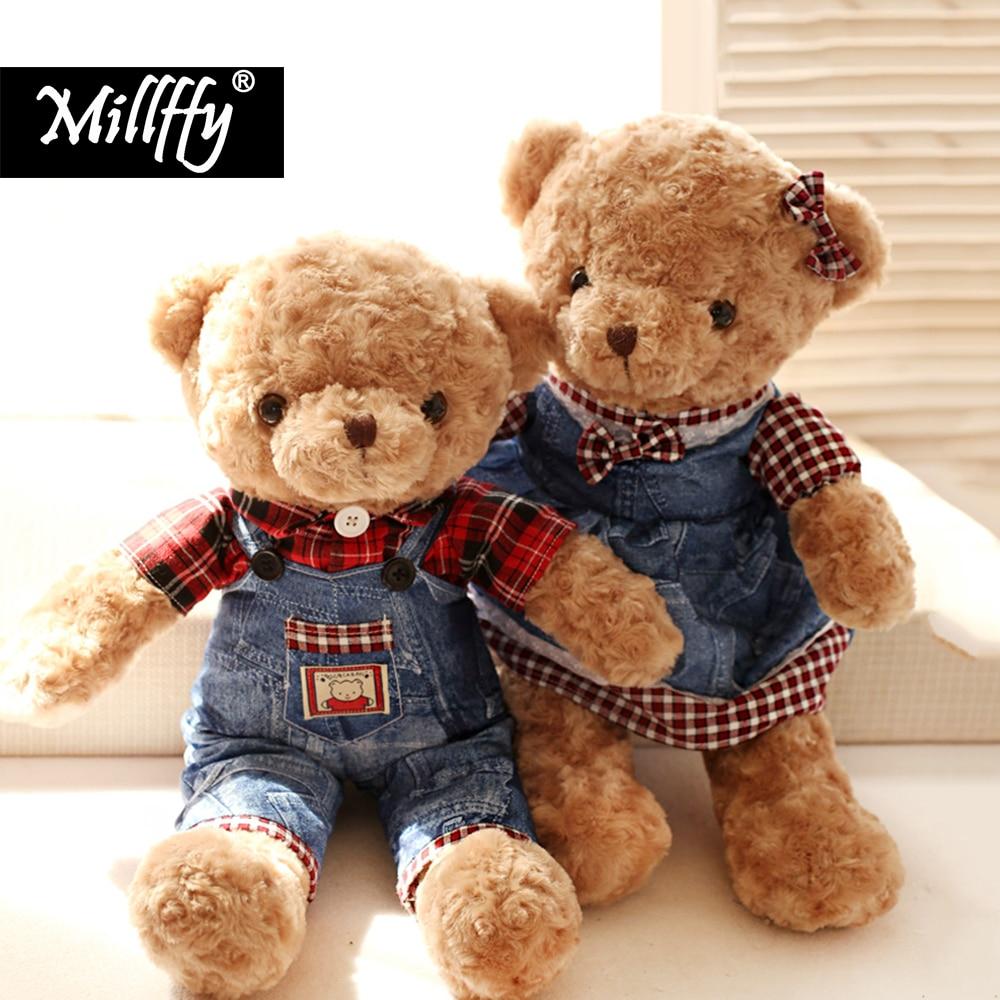 Teddy bear strap on