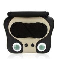 Neck Massager Kneading Shiatsu Cervical Massage Pillow Neck Shoulder Hip Waist Multi Function Massager
