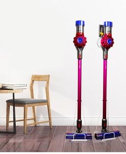 Image 5 - สูญญากาศสำหรับ Dyson V6 V7 V8 V10 Stick ทำความสะอาดผู้ถือ Rack สนับสนุนบ้านสำหรับ Handhold ไฟฟ้าไม้กวาด