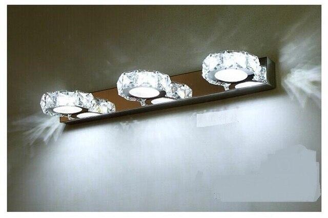 Bathroom Mirror Za online shop crystal mirror light led wall lamp bathroom mirror