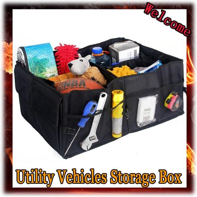 Автомобиль ствол ёмкость коробка / оксфорд ткань раскладной сортировки коробка / автомобиль с a ёмкость отсек