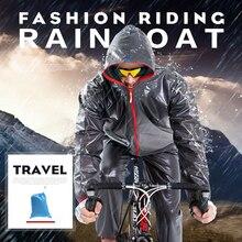 Мотоциклетный дождевик байкерские водонепроницаемые штаны Jaqueta ковбойская мотоциклетная куртка подвижный скутер Капа De Chuva Moto непроницаемая мотоциклетная куртка