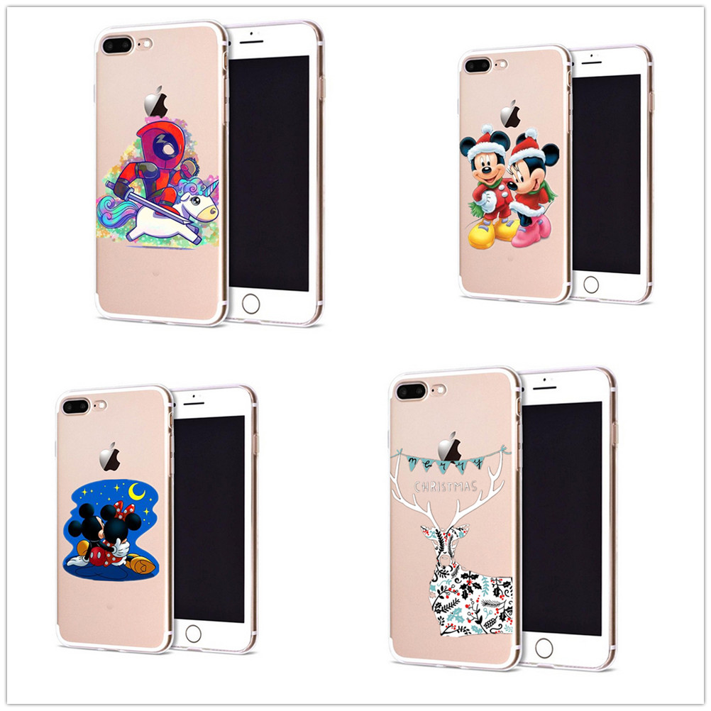 Aliexpress.com : Buy Christmas for iPhone 5 5S 6S 7 8 Plus Xs Max ...