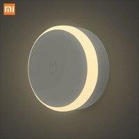 Xiaomi Mijia 0 25W Soft Lighting Auto Sensor Smart Control Night Light Lamp Adjustable Brightness Infrared