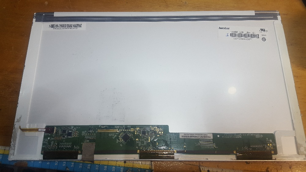 15 6 Laptop Matrix For Acer aspire E15 ES1 511 C08F LCD Screen 40 Pins HD
