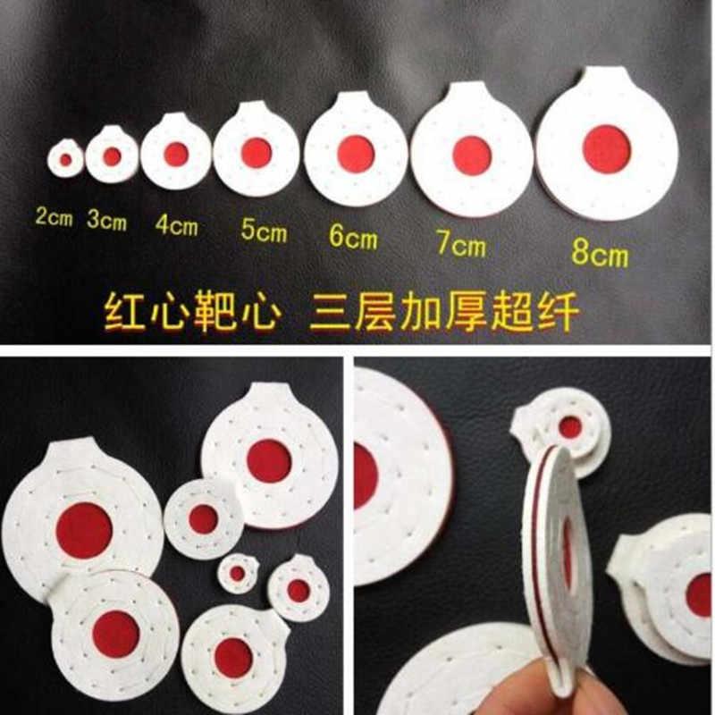 Mục tiêu Bullseye 2 cm 3 cm 4 cm 5 cm 6 cm 7 cm 8 cm Chiến Thuật Săn Bắn Ngoài Trời mục tiêu Súng Cao Su Chụp Catapult Bắn Cung Thể Thao