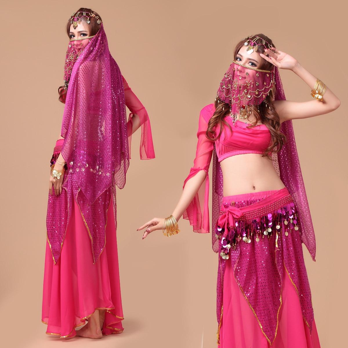 Костюм арабского танца фото