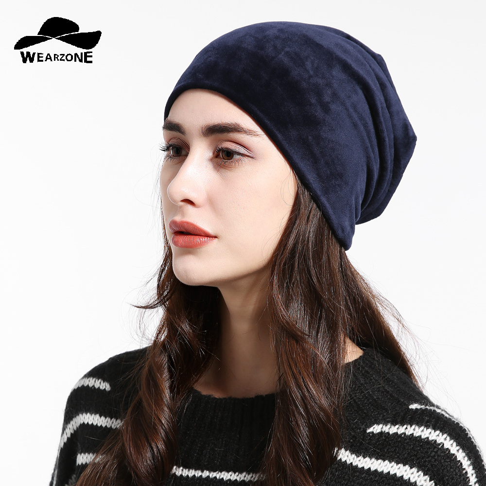2017 Men Women Hats Winter Beanie Velvet Beanies Soft Snapback Caps bonnets en laine homme gorros de lana mujer soft solid color winter women beanie curl all match crochet knitted hiphop hats warm ski hat baggy cap femme en laine homme gorros de lana 62