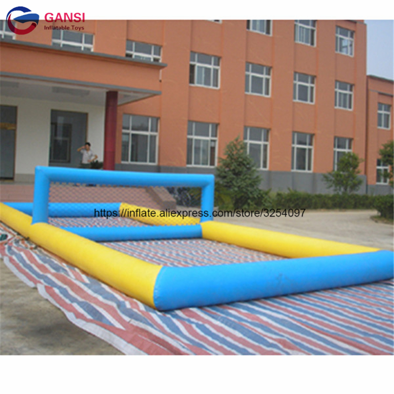 inflatable volleyball court05