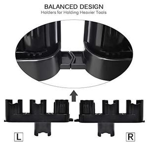 Image 2 - Compatible with Dyson V10 holder, V8, V7 Docks Station Accessory Organizer Holders Wall Mount Accessories