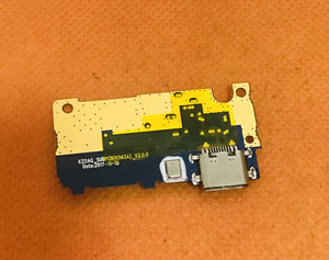 Image 2 - Used Original USB Charger Board for Vernee Active Helio P25 Free Shipping