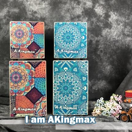 AKingmax box wooden professional hand drum