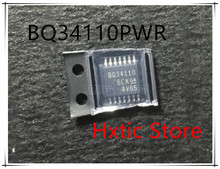 10pcs/lot BQ34110PWR BQ34110 TSSOP-14 IC