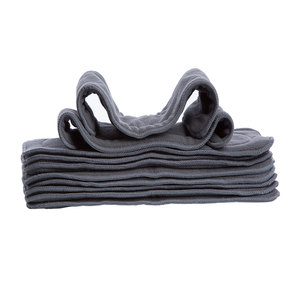 Image 2 - Hot Sell AnAnBaby 2015 New Reusable 20pcs/pack 5 Layer Bamboo Charcoal Inserts