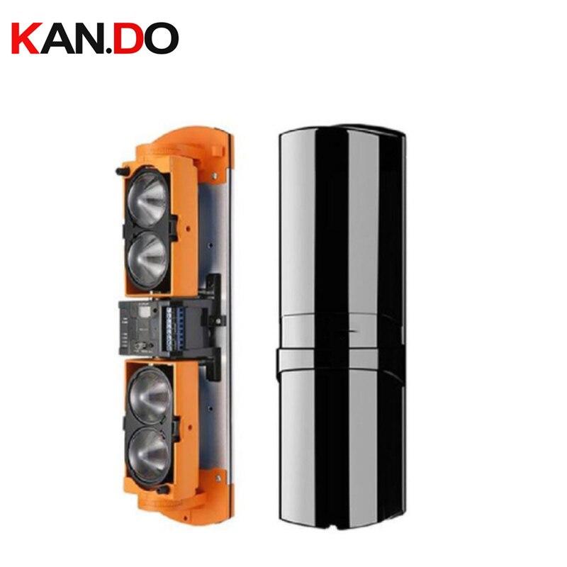 250 M 4 IR détecteur de faisceau capteur de faisceau ABE-250 alarme quad faisceau photoélectrique infrarouge détecteur de LED étanche IP65 capteur de faisceau