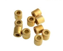L:6mm  Inner hole:2mm Out diameter:6mm Precision Oil bearing