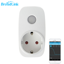 2018 Original Broadlink SP3S Mini Energy Monitor Smart Wireless WiFi Socket Remote With Power Meter Control By IOS Android Phone