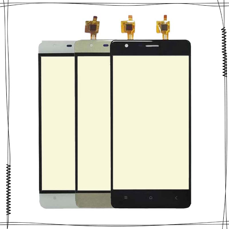 Front Outer Lens Glass Touch Screen Digitizer For Oukitel K4000 lite Touchscreen Touchpad Touch Panel Sensor