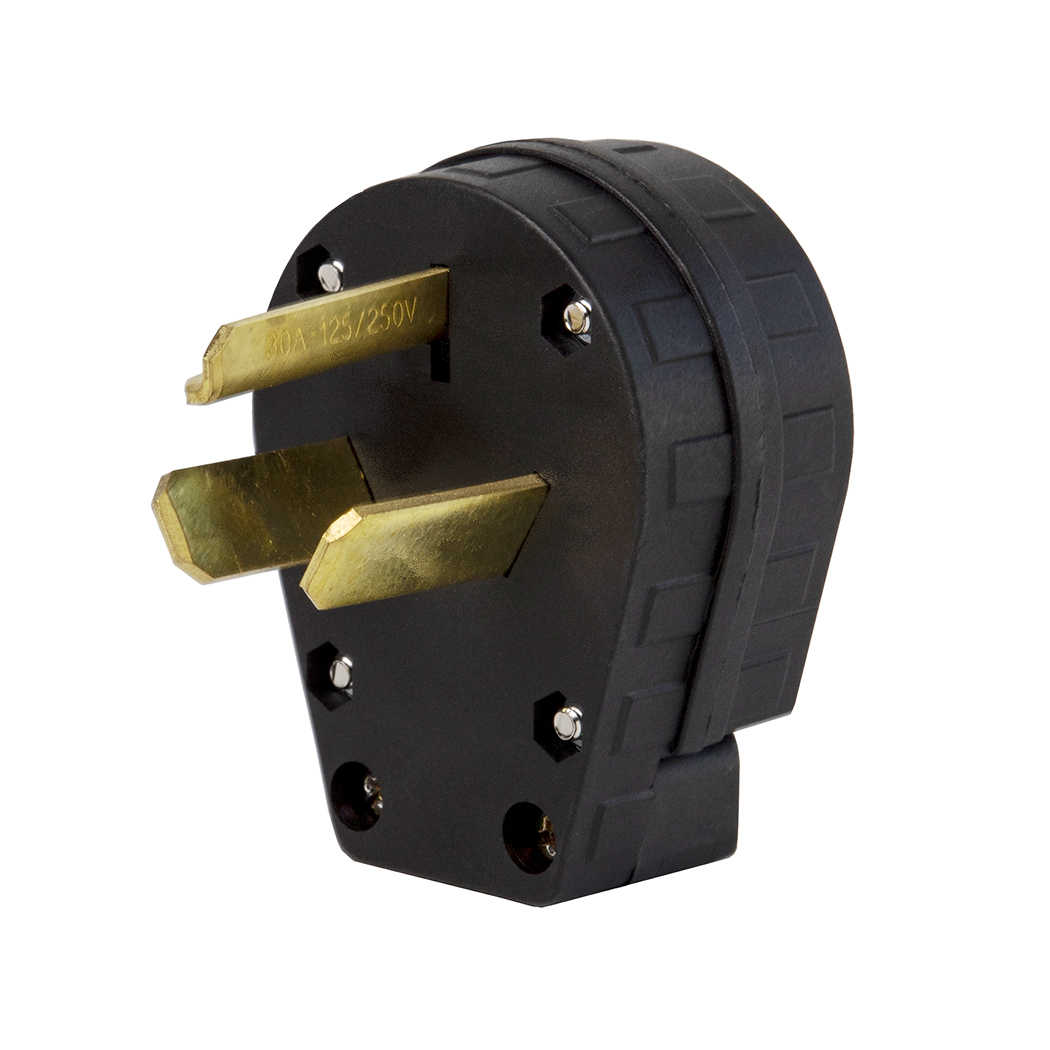 3 Phase Industrial Plug 30A 250V