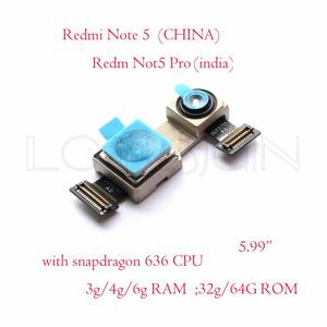 Image 4 - back rear camera for XIaomi Redmi 5 5A Redmi5 plus Redmi Note 5 5A Pro prime