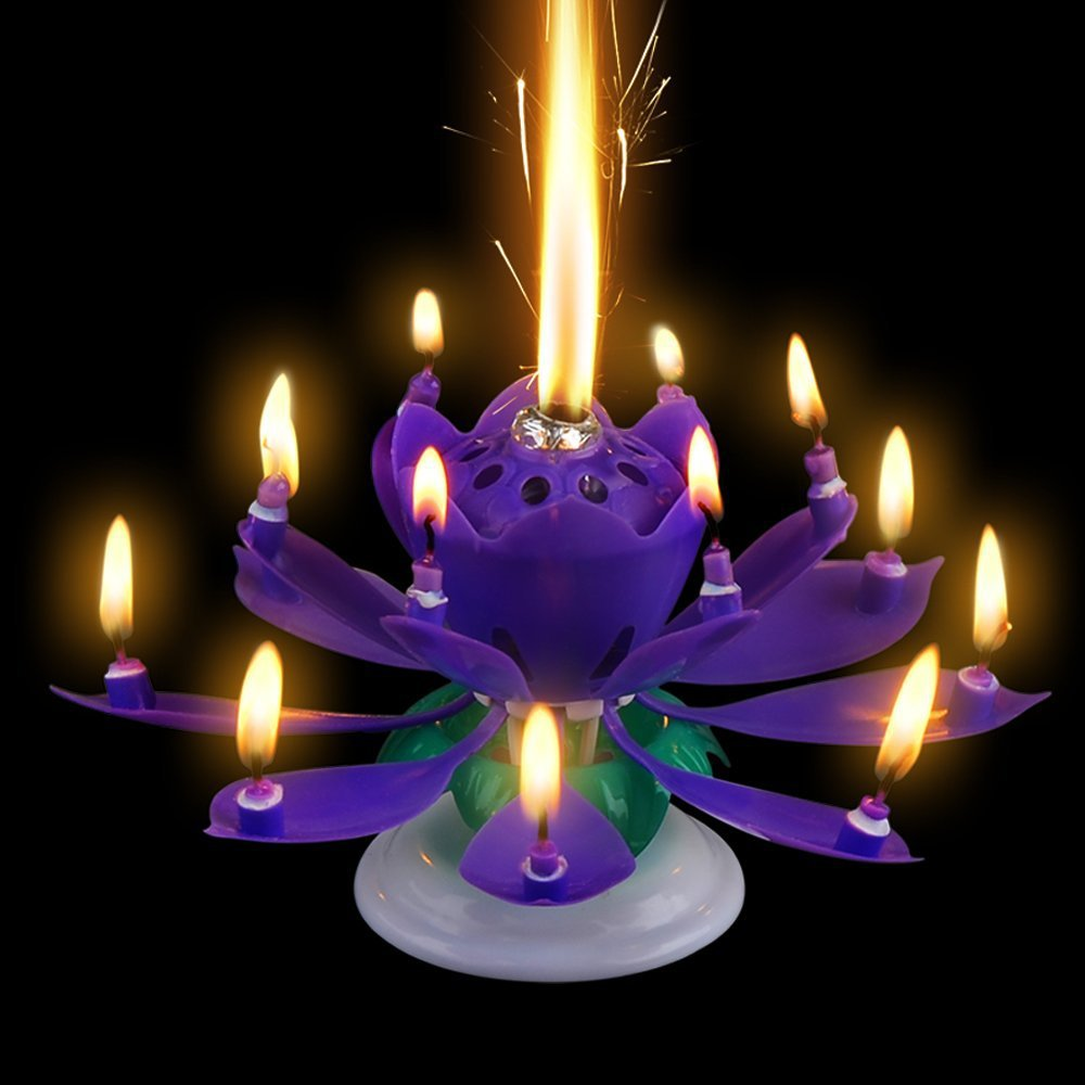 Chinese lotus flower birthday candle new artist 2018 new artist chinese lotus birthday candle best candle amazing lotus flower hy birthday exciting candle musical birthday candle zambell musical birthday candle lotus mightylinksfo