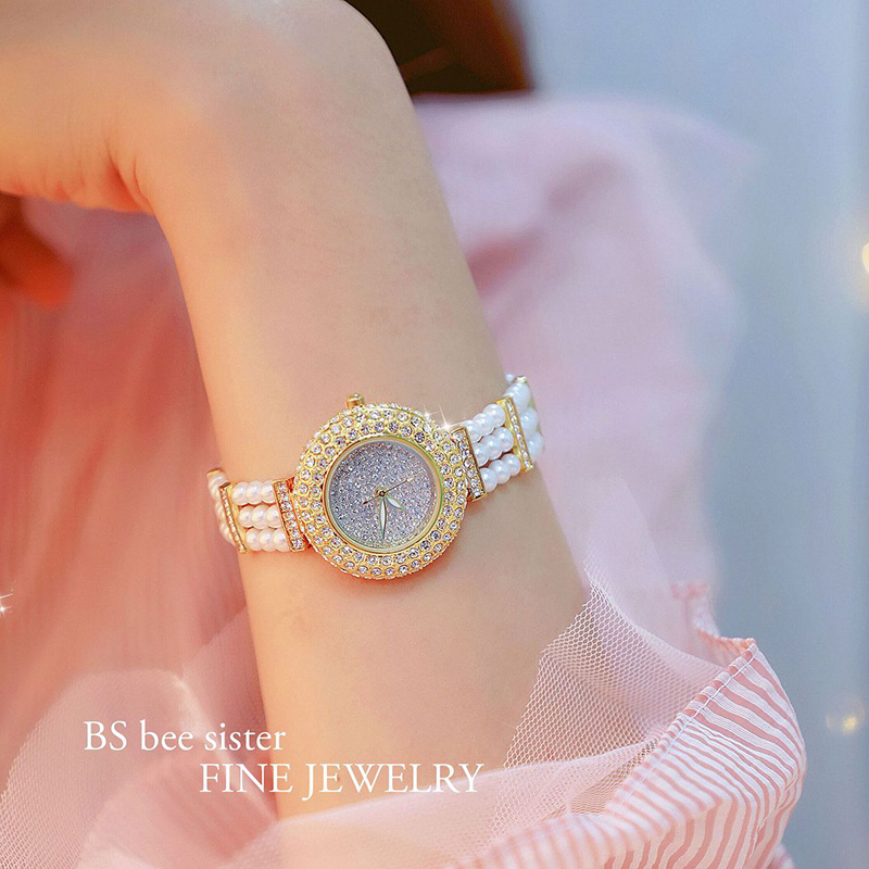 Luxury Brand Women <font><b>Watches</b></font> Top Sale Diamond <font><b>Watches</b></font> Fashion Ladies <font><b>Watch</b></font> Quartz Wristwatch Reloj Mujer Zegarek Damski Relogio image