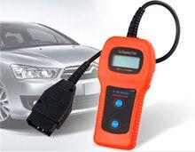 Новый arrvail U281 ЖК-Диагностический Инструмент Для автомобилей детектор obd Диагностики автомобилей