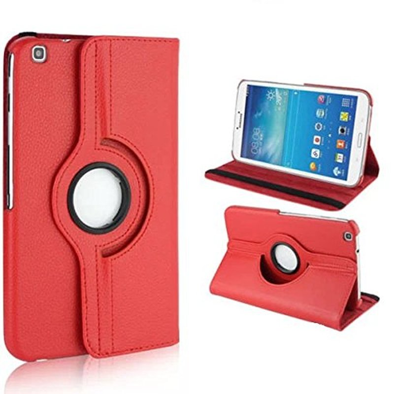 360 Rotating PU Leather Case for Samsung Galaxy Tab 3 8.0 T310 Cover Stand Function Tab3 8.0 SM-T310 SM-T311 Tablet Case Cover вытяжка elikor вента 60 ваниль 650 кп